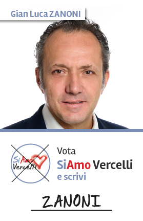 Gian Luca Zanoni - nato a Vercelli il 19.11.1971