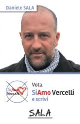 Daniele Sala - nato a Vercelli il 10.08.1971