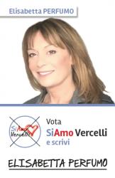 Elisabetta Perfumo - nata a Vercelli il 28.07.1963