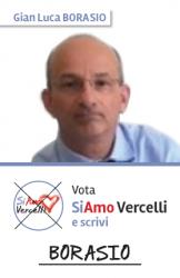 Gian Luca Borasio - nato a Vercelli il 07.10.1956
