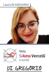 Laura Di Gregorio - nata a Vercelli il 03.01.1988