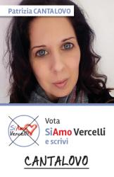 Patrizia Cantalovo - nata a Vercelli il 18.03.1975
