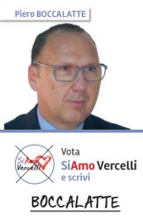 Piero Boccalatte - nato a Vercelli il 17.03.1967