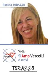 Renata Torazzo - nata a Torino il 21.02.1962