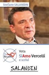 Stefano Salandin - nato a Vercelli il 11.12.1965